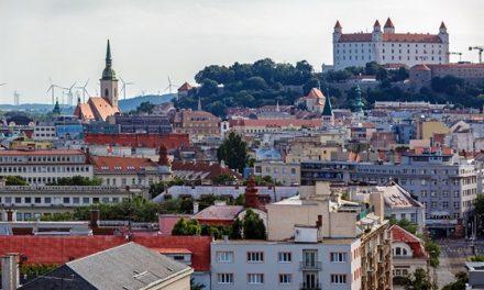 Nedostatek nových bytů a rostoucí ceny. Bratislava kopíruje vývoj Prahy