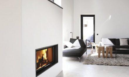 Oheň v nízkoenergetickém domě? Proč ne!