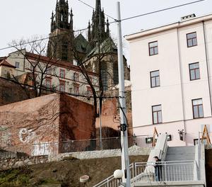 V Brně otevřeli schody za miliony korun