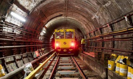 Metro C letos čekají tři výluky kvůli výměně pražců, první o Velikonocích