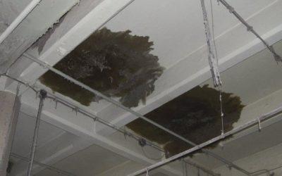 Betónové podklady znečistené olejom – ako na nich aplikovať povrchové úpravy?