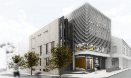 Nová přeloučská knihovna je inspirována knihou jako symbolem stability a opory domu