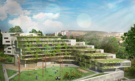 Místo kontroverzního projektu Go Up vznikne na Vinohradech relaxační zóna