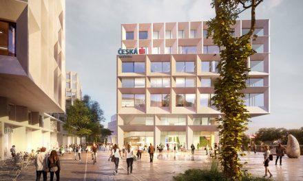 Sekyra požádal o souhlas ke stavbě další části Smíchov City s centrálou České spořitelny