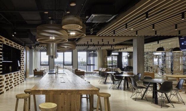 Soutěž Art of Space Awards vyhlásila nejlepší kancelářské, obchodní a industriální prostory