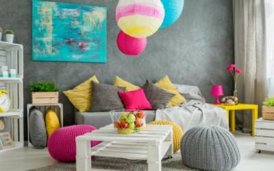 Optimistický domov za jedno odpoledne: bydlení, které vykouzlí úsměv
