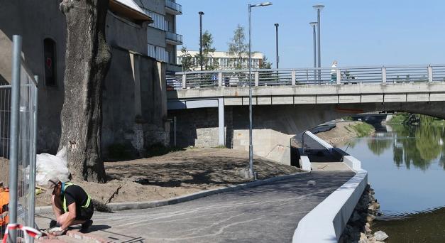 Nejdražší cyklostezka Vysočiny je skoro hotová, cenu zvedl unikátní most
