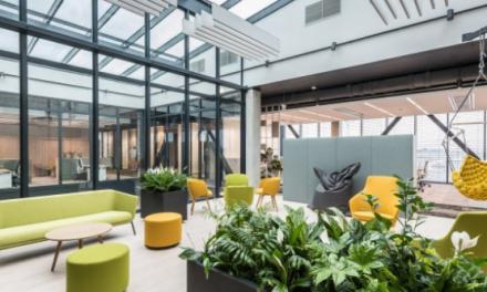 Industriálně laděná administrativní budova v Dobříši oceněna v prestižní soutěži Art of Space Award