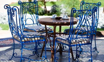 Jak vybrat nábytek na zahradu či balkon
