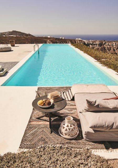 Spojení eko a luxus jde dohromady. Povedlo se to na ostrově Santorini