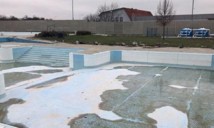 Mikulovské plovárně za 71 milionů chybí dno bazénu, otevření se zpozdí