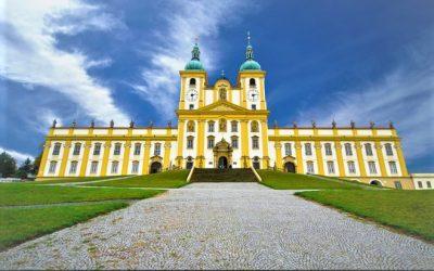 Rekonstrukce na Svatém Kopečku: V oblíbeném cíli milovníků baroka i tisíců poutníků budou veřejnosti zpřístupněna nová místa