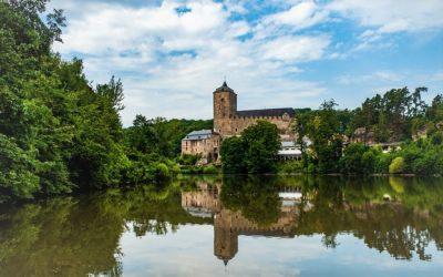 Rekonstrukce gotického hradu Kost pokračuje. Náklady se vyšplhaly k 100 milionům