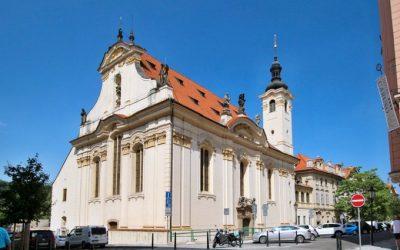 Praha koupí za téměř sto milionů kostel, v němž koncertují symfonici