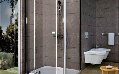 Walk in – trend mezi sprchovými kouty