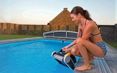 Radost z čisté vody v bazénu vám může zkazit i obyčejná bouřka