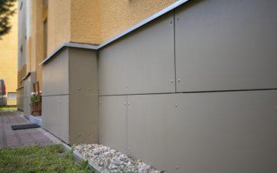 Vady způsobené nesprávným prováděním povrchových úprav cementotřískových desek