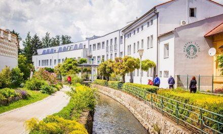 Třeboňské lázně plánují wellness svět s bazény a saunami za 200 milionů