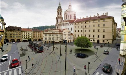 Opravy čtyř nejvýznamnějších prostranství v Praze brzdí stromy i kola