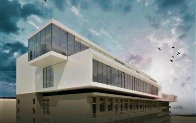 Jiřičné plzeňský Obláček snů nad nemocnicí dostal po letech zelenou