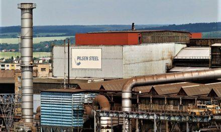 Zkrachovalé hutě a kovárny Pilsen Steel koupila německá firma Max Aicher