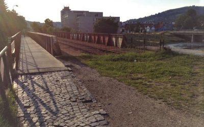 Kraj pomůže Vsetínu s prodloužením Nádražní ulice, uleví tak dopravě