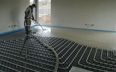 Podlahový rádce aneb Realizace podlahy podle skupiny Českomoravský beton