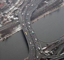 Začíná oprava Barrandovského mostu, uzavírky potrvají pět let