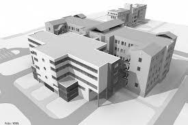 Chebskou nemocnici dostaví firma Metrostav, hotovo má být v roce 2022