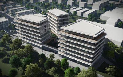 U největšího sídliště v Budějovicích plánuje firma bytové domy