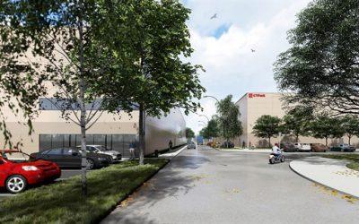 U brněnského Zetoru rostou nové haly, práci v nich najdou stovky lidí