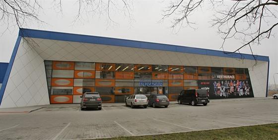 Hokejové centrum Pouzar koupil i s pozemkem podnikatel Lubor Stehlík