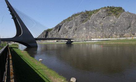Letitý spor o most v Ústí soud opět nerozhodl, firma předala pohledávku