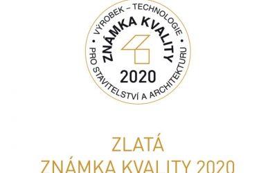 Systém Hager quickconnect získal zlatou Známku kvality 2020