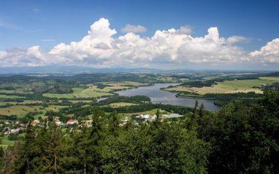 Voda ze Slezské Harty pomůže Hané, na jih poteče obřím potrubím