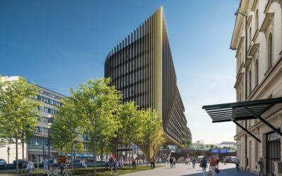 Central Business District aneb Nová Masaryčka: ambiciózní projekt architektky Zahy Hadid vzbuzuje emoce