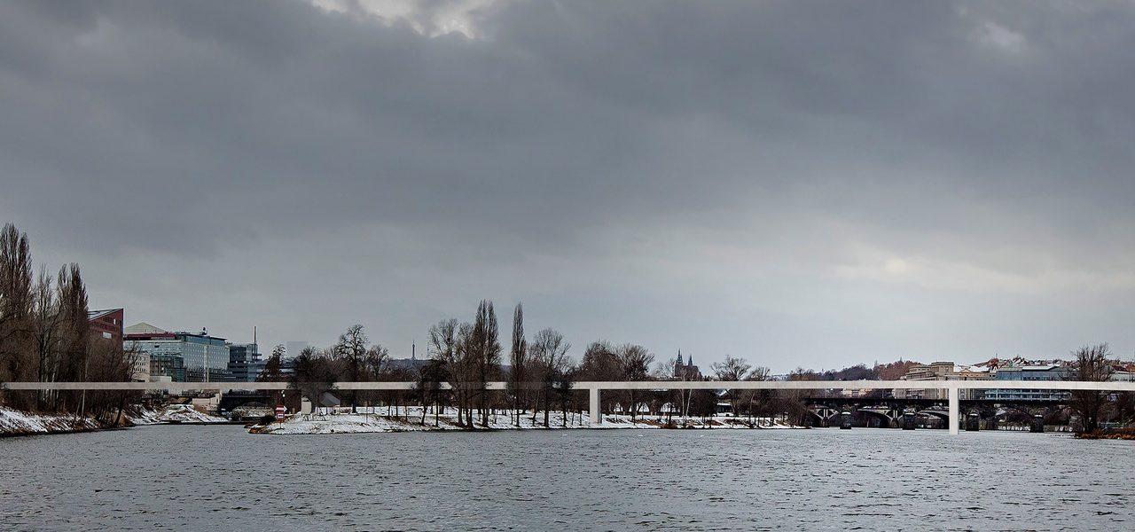 Projekt Lávka HolKa se posunuje do finální fáze