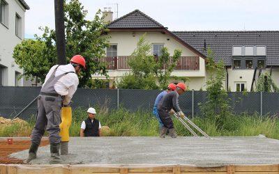 ZAPA QCC – vysoce tekutý beton