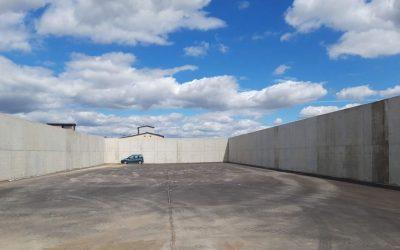 Odolný beton do agresivního prostředí zemědělských staveb