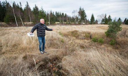 Kreuziger starší nevzdává boj o stavbu na Zhůří, projekt znovu zredukoval