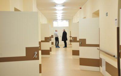 Liberecká psychiatrie už nevyvolává depresi, po rekonstrukci září barvami