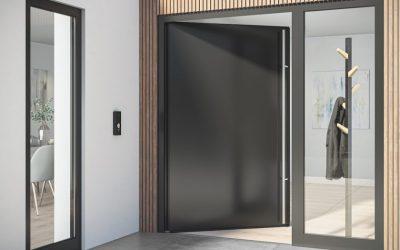 Dveře i posuvné systémy Schüco s nulovými zapuštěnými prahy spojí prostory bezbariérově
