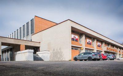 Budějovice opraví za deset milionů střechu haly, která se měla bourat