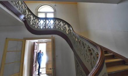 Stát zkusí potřetí prodat vilu ústeckého továrníka, cena je devět milionů