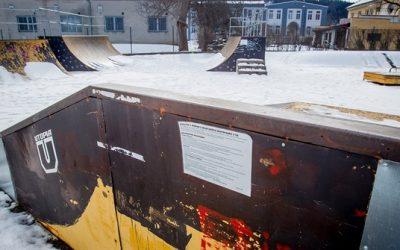 V Prachaticích oživili plány na opravu jednoho z nejstarších skateparků