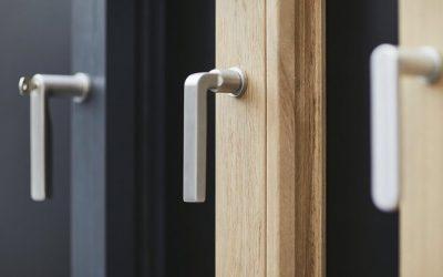 Dveřní kliky FSB Plug-in bez rozet: nové minimalistické řešení