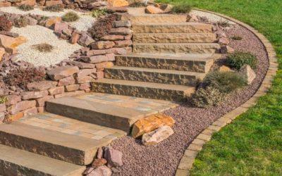 Přírodní kámen jako exteriérový stavební prvek