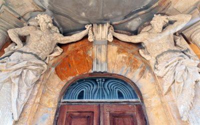 Zchátralý mariánskolázeňský hotel Kavkaz má znovu naději na opravu