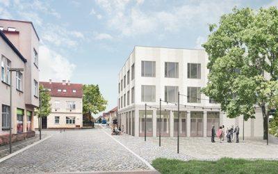 Lázně Bělohrad po letech diskusí postaví novou radnici za 65 milionů