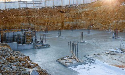 Pěnobeton a jeho současnost i budoucnost v základových konstrukcích průmyslových staveb